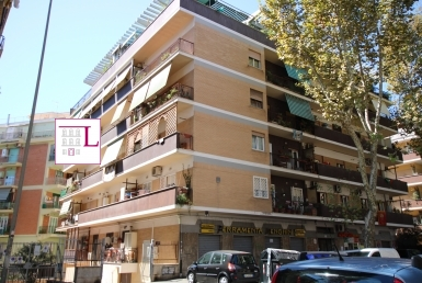 Appartamento quadrilocale ad Ostia
