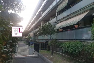 Appartamento trilocale a Borghesiana